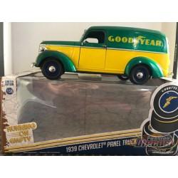 Running on Empty - 1939 Chevrolet Panel Truck Goodyear Tires GREENMACHINE GL-18243GR