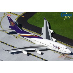Thai Airways Boeing 747-400  Flaps down  HS-TGP - Gemini 200 - G2THA866F  - Passion Diecast