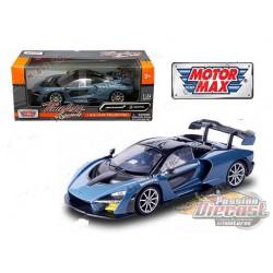 McLaren Senna  Blue- Motormax 1/24 - 79355 BL