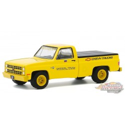 1986 Chevrolet Silverado 70th Indianapolis 500 Official Truck -    greenlight 1/64   Hobby Exclusif - 30165  -  Passion Diecast