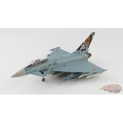 Eurofighter Typhoon S - Spanish Air Force 142 Sqn NATO Tiger Meet 2016 - Hobby Master 1/72 - HA6603 -  Passion Diecast
