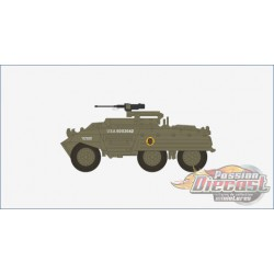 M20 Armored Utility Car US Army 807th Tank Destroyer Btn, Germany, 1945 - Hobby Master 1/72 HG3814