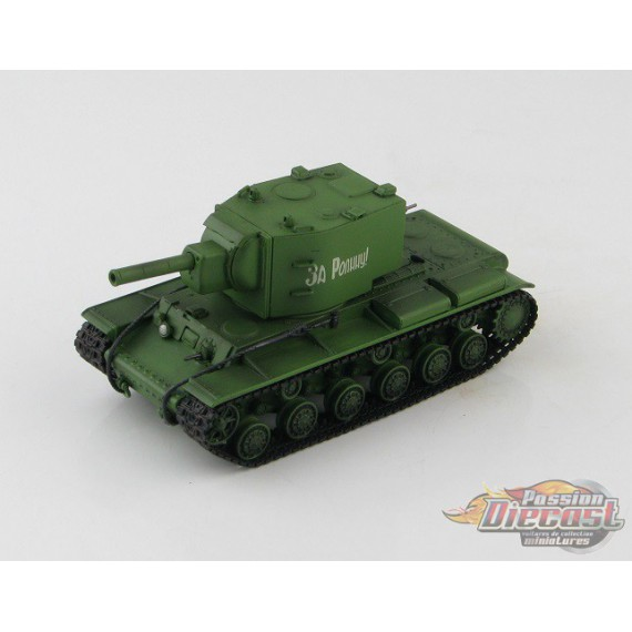 KV-2 Heavy Artillery Tank Soviet Army - Hobby Master 1/72 HG3015 - Passion Diecast