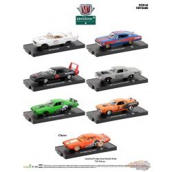 Auto-Drivers Release 64 Mopar Edition - Assortiment de 6 - M2 Machines 1:64 - 11228-64 -  Passion Diecast