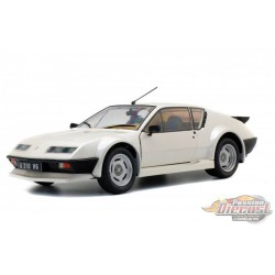 Renault Alpine A310 Pack GT 1983  -  Solido  1/18 - S1801201 -  Passion Diecast