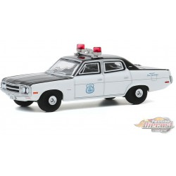 1971  AMC Matador Yonkers, New York Police - Hot Pursuit Series 35 -  1-64 greenlight 42920 B  Passion Diecast