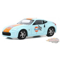 2020 Nissan 370Z - Gulf OiL Running on Empty Series 11 - greenlight 1-64  - 41110 F - Passion Diecast