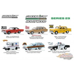 Hollywood Série 29 Assortment  1-64  greenlight 44890 - Passion Diecast
