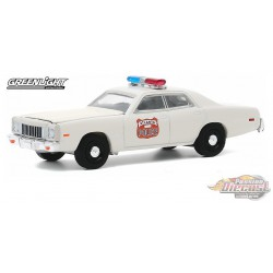 1975 Plymouth Fury - Atlanta, Georgia Police -   greenlight 1/64   Hobby Exclusif - 30174 -  Passion Diecast