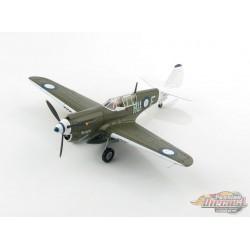 Curtiss Kittyhawk Mk IV - RAAF 78 Sqn, A29-575 Black Magic, Morotai ils, Early 1945 - Hobby Master 1/72 HA5509 - Passion Diecast