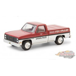 1985 GMC High Sierra 69th Annual Indianapolis 500 Official Truck  - greenlight 1/64  Hobby Exclusive - 30202