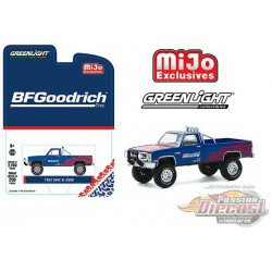 1982 GMC K-2500 BF Goodridge Custom 4x4 - greenlight 1/64 - MiJo Exclusives - 51333 Passion Diecast