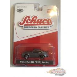 Porsche 911 (930) Turbo CHASECAR  Schuco 1:64 MiJo Exclusives - 4400