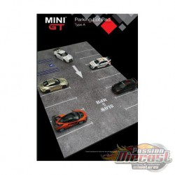 Parking Lot Pad Type A -  MINI GT 1:64 - Mijo Exclusive - MGTAC01  - Passion Diecast