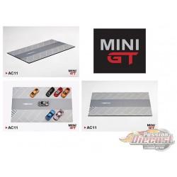 Parking Lot Pad Type B -  MINI GT 1:64 - Mijo Exclusive - MGTAC11 - Passion Diecast
