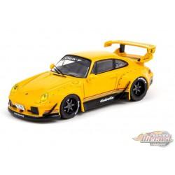 Porsche RWB 993 Cinderella - Thailand Special Edition   RAUH-Welt - Tarmac Works  1/64  - T64-017-CA - Passion Diecast