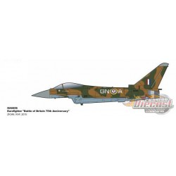 Eurofighter Typhoon RAF - Battle of Britain 75th Year,  Clean Configuration - Hobby Master 1/72 - HA6606 -  Passion Diecast