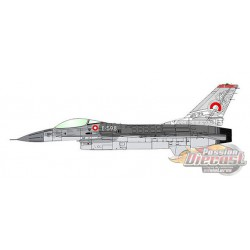 Lockheed F-16AM Fighting Falcon - Eskadrille 727, Danish Air Force 66th Year 2016 - Hobby Master 1/72 HA3881 - Passion Diecast