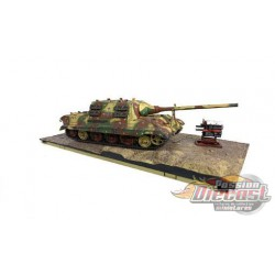 German Sd.Kfz.186 Panzerjager Tiger Ausf. B heavy tank JagdTiger, Henschel suspension - 1945 - 1/32 Forces of Valor 801024A - Pa