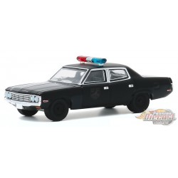 1972 AMC Matador Police  - Black  Bandit  Series 23,  1-64 Greenlight 28030 D   Passion Diecast