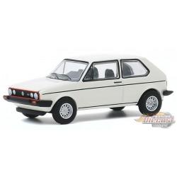 1980 Volkswagen Golf GTI - Alpine White - Club Vee-Dub Series 11  - Greenlight 1/64  - 30000 F  -  Passion Diecast