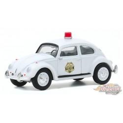 1964 Volkswagen Beetle - Scottsboro, Alabama Police Department - Club Vee-Dub 11  - Greenlight 1/64 - 30000 A - Passion Diecast