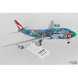 "Qantas Boeing 747-300 VH-EBU ""Nalanji Dreaming"" w/gears  SKYMARKS 1/200  SKR086"