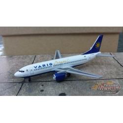 Dragon Wings 1/400 Boeing 737-300 Varig / PP-VPR / NO BOX - Passion Diecast