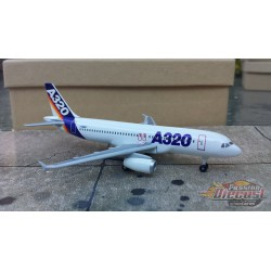 Dragon Wings 1/400 Airbus A320 Prototype / F-WWFT / NO BOX - Passion Diecast
