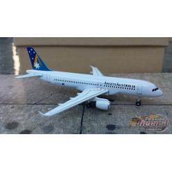 Dragon Wings 1/400 Airbus A320 Ansett Australia / VH-HYH / NO BOX - Passion Diecast
