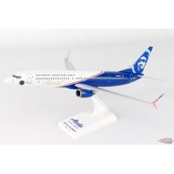 ALASKA  Boeing  737-900 Veterans - Skymarks 1/130 - SKR917 - Passion Diecast