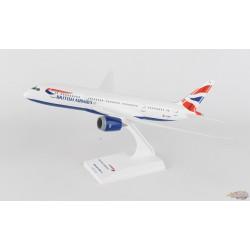 British Airways Boeing 787-8 Dreamliner - Skymarks 1/200 - SKR694 - Passion Diecast
