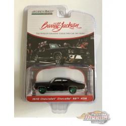 "1970 Chevrolet Chevelle LS6  - Barrett-Jackson ""Scottsdale Edition""  Series 5 - GREENMACHINE  1-64 - 37200 DGR"