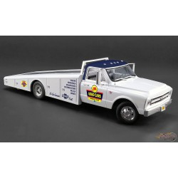 1967  CHEVROLET C-30 RAMP TRUCK OK USED CARS - ACME 1/18 - A1801705 -  Passion Diecast