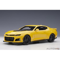 Chevrolet Camarao ZL1 2017 - Bright Yellow - Autoart 1-18 - 71205