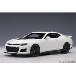 Chevrolet Camarao ZL1 2017 - Summit White - Autoart 1-18 - 71206