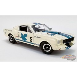 1965 Shelby GT350R - Canadian Champion - Acme Exclusive 1/18  - A1801841 - Passion Diecast