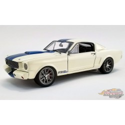 1965 Shelby GT350R Street Fighter - Acme Exclusive 1/18  - A1801841 SF - Passion Diecast