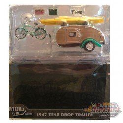 Teardrop Trailer Hitch and Tow Series 3 -  GREENMACHINE 1/24  18430-AGR
