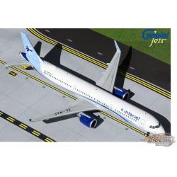 Interjet Airbus A321 NEO XA-MAP - Gemini 200 - G2AIJ871 -  Passion Diecast