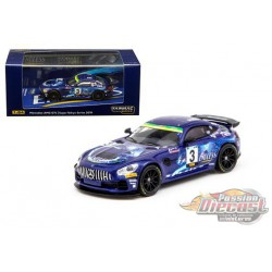 Mercedes-AMG GT4 - Super Taikyu Series 2019  - Tarmac Works  1/64  - T64-006-19ST03   -  Passion Diecast
