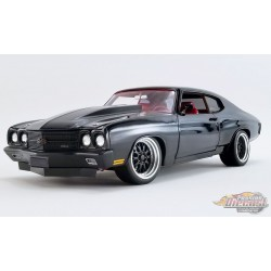 1970 CHEVROLET CHEVELLE SS STREET FIGHTER - G FORCE -  ACME 1/18  A1805517 -  Passion Diecast