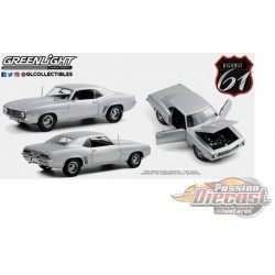 1969 Chevrolet Camaro ZL1 Coupe - SilverBarrett-Jackson Scottsdale 2012 - (Lot 5010) - HWY 61-1/18 - 18029 - Passion Diecast