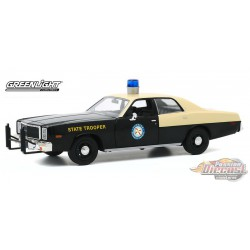 1978 Plymouth Fury - Florida Highway Patrol -  Greenlight 1/24 , 85512 -  Passion Diecast