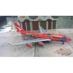 """Dragon Wings 1/400 Boeing 747-400 Qantas """"Wunala"""" / VH-OJB / NO BOX - Passion Diecast"""
