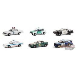 Hot Pursuit Series 36 -  Assortment  1-64 greenlight - 42930 - Passion Diecast