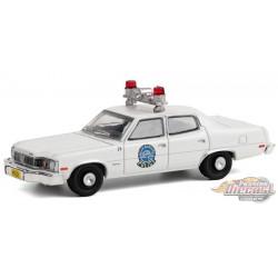 1974 AMC Matador -  Milwaukee  Wisconsin Police Department - Hot Pursuit 36 - 1-64 Greenlight 42930 A - Passion Diecast