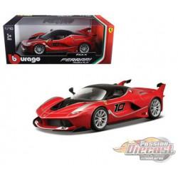 1/64 Ferrari FXX K NO10   Red  BU-18-16010 BURAGO PASSION DIECAST