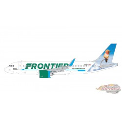 "Frontier Airbus A320NEO ""Flower Hummingbird"" / Gemini 200 - G2FFT897 Passion Diecast"