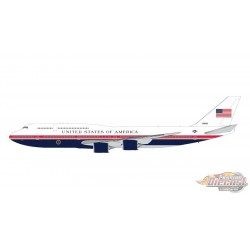 Air Force One Boeing 747-8 / VC25B / United States of America / Gemini 200 - G2AFO898 - Passion Diecast